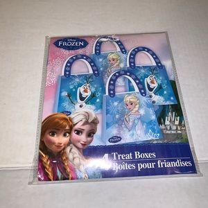 Disney's Frozen,  treat boxes!
